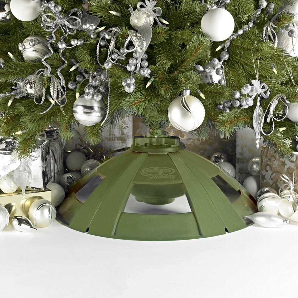 Snow Joe Rotating Tree Stand Reviews Wayfair