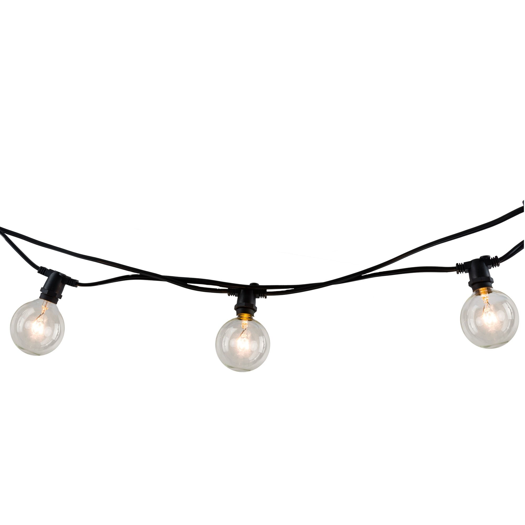 Bulbrite Industries 10-Light 14 ft. Globe String Light & Reviews Wayfair Supply