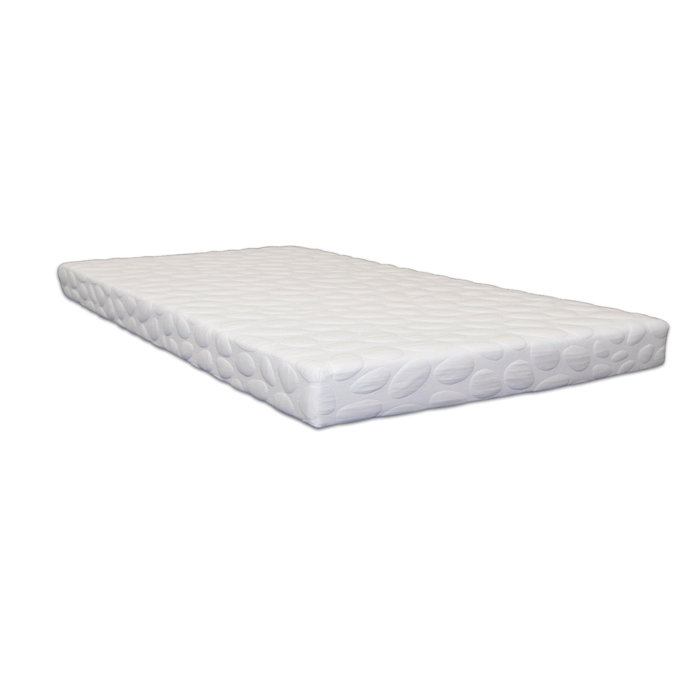 Nook Sleep Systems Pebble 6 Latex Foam Mattress Reviews Wayfair