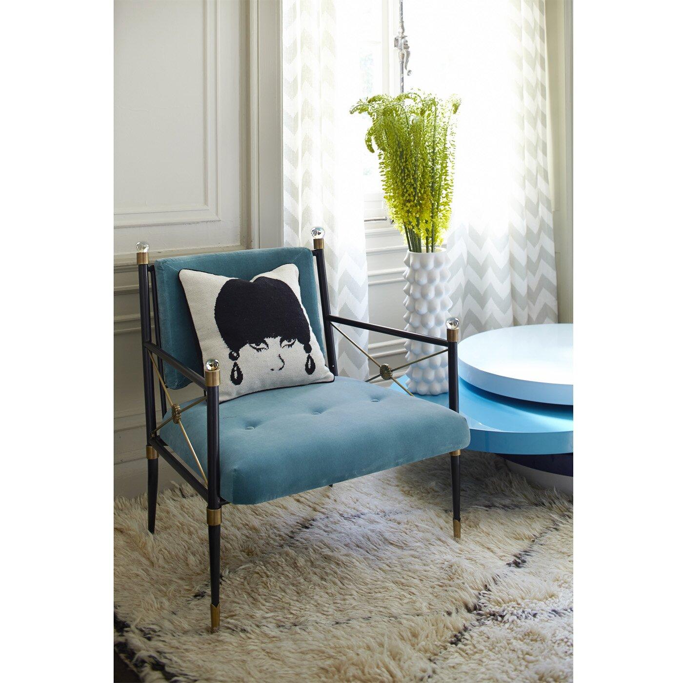 Jonathan Adler 30 Rider Lounge Chair Amp Reviews Wayfair