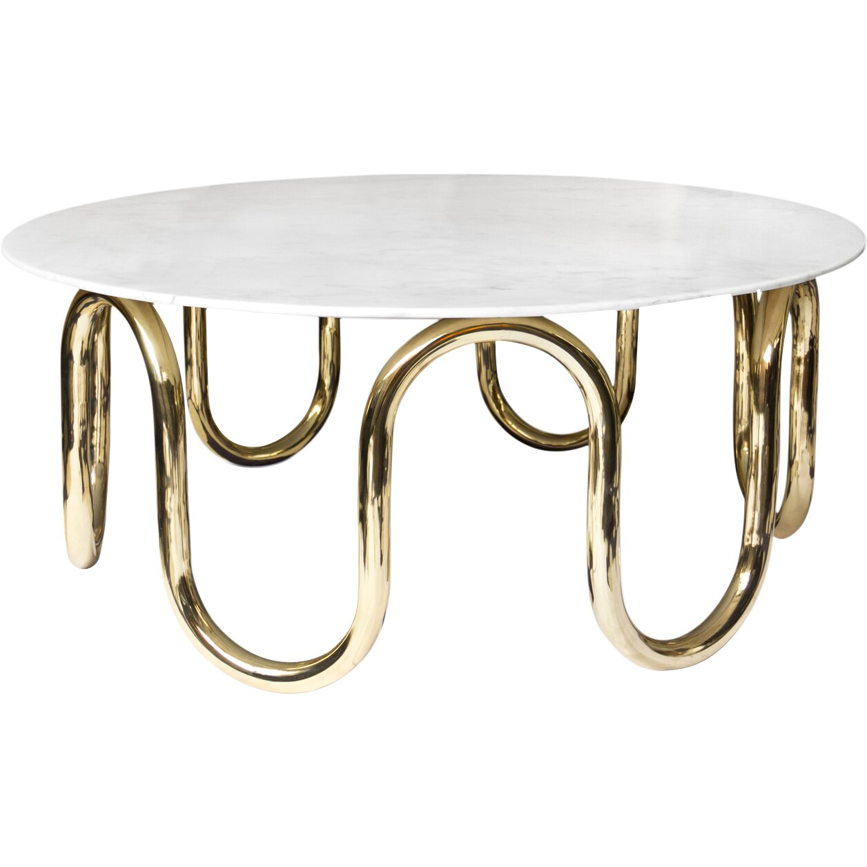 Jonathan Adler Scalinatella Coffee Table Reviews Wayfair