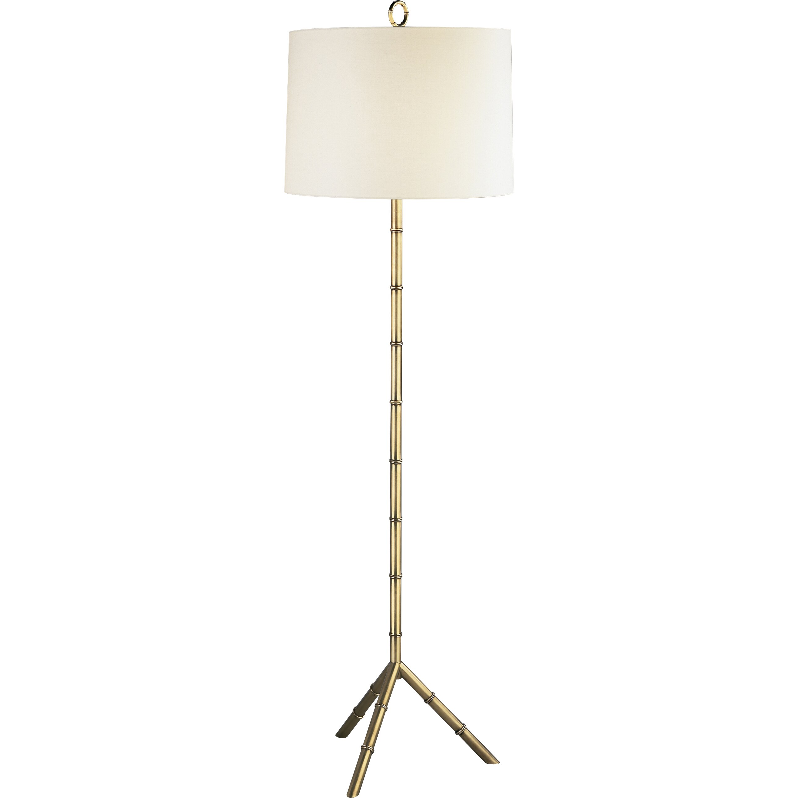 jonathan adler meurice floor lamp reviews wayfair. Black Bedroom Furniture Sets. Home Design Ideas