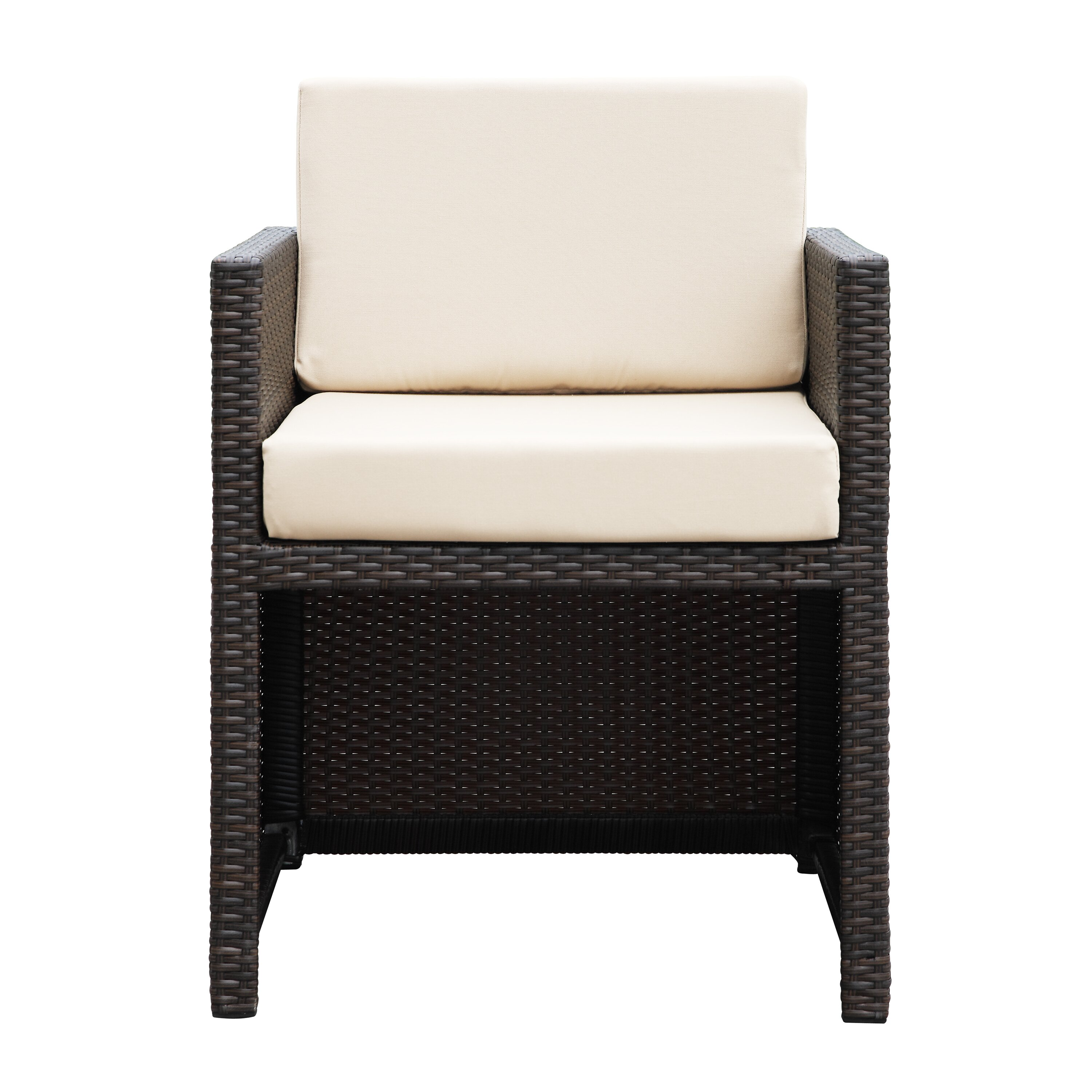 Handy Living Ventura 5 Piece Seating Group With Cushion
