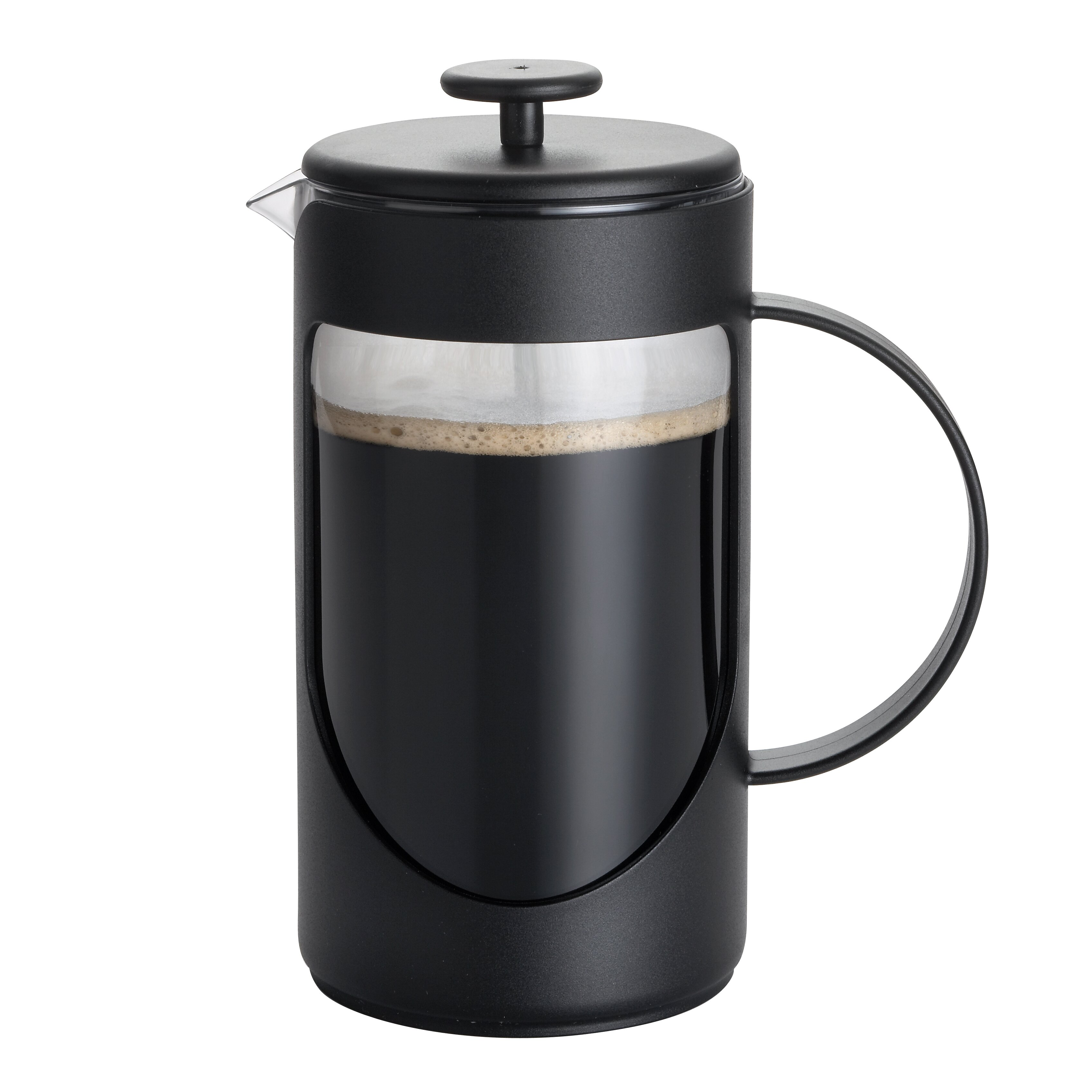 bonjour ami matin french press coffee maker reviews wayfair. Black Bedroom Furniture Sets. Home Design Ideas
