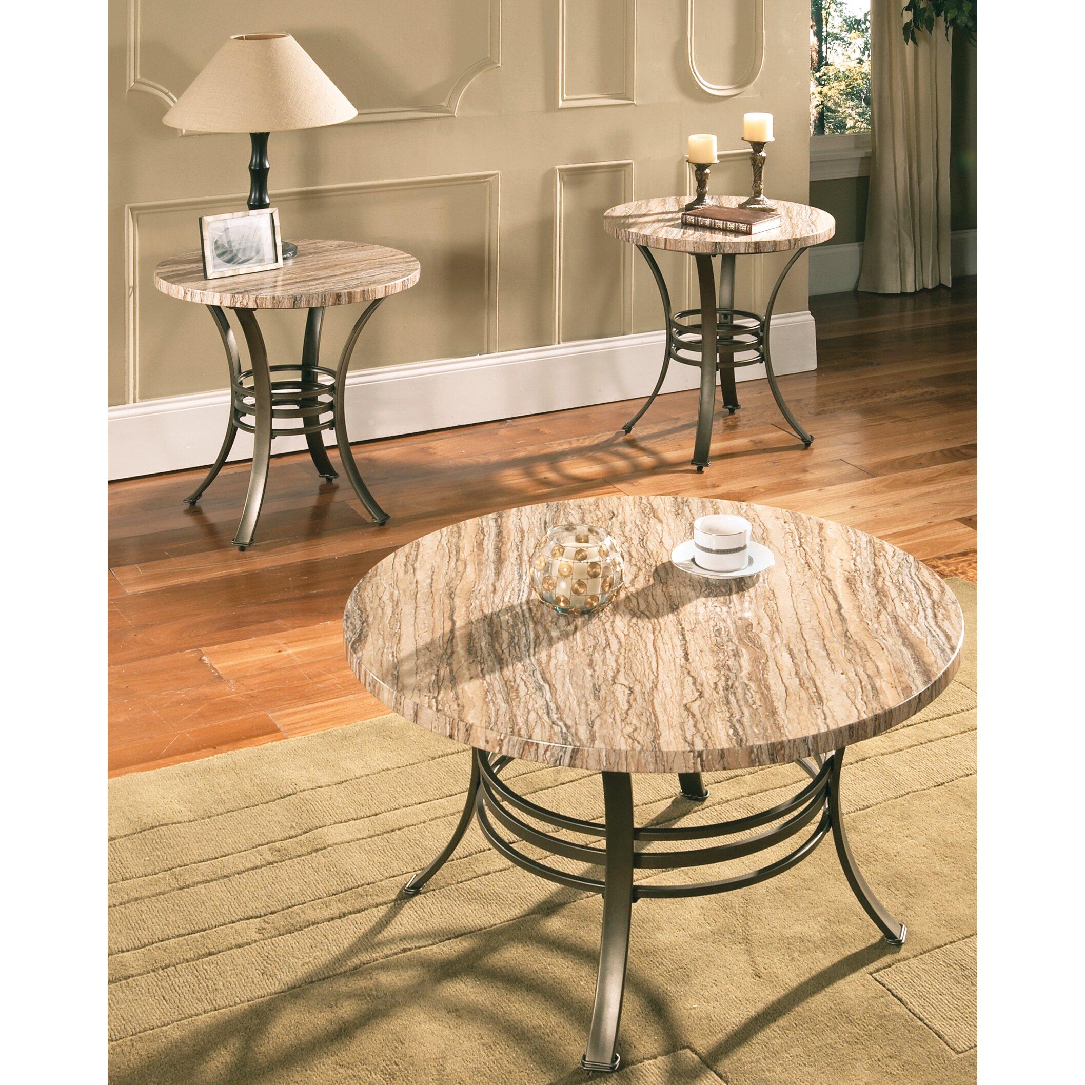Steve Silver Furniture Ellen Coffee Table Set & Reviews