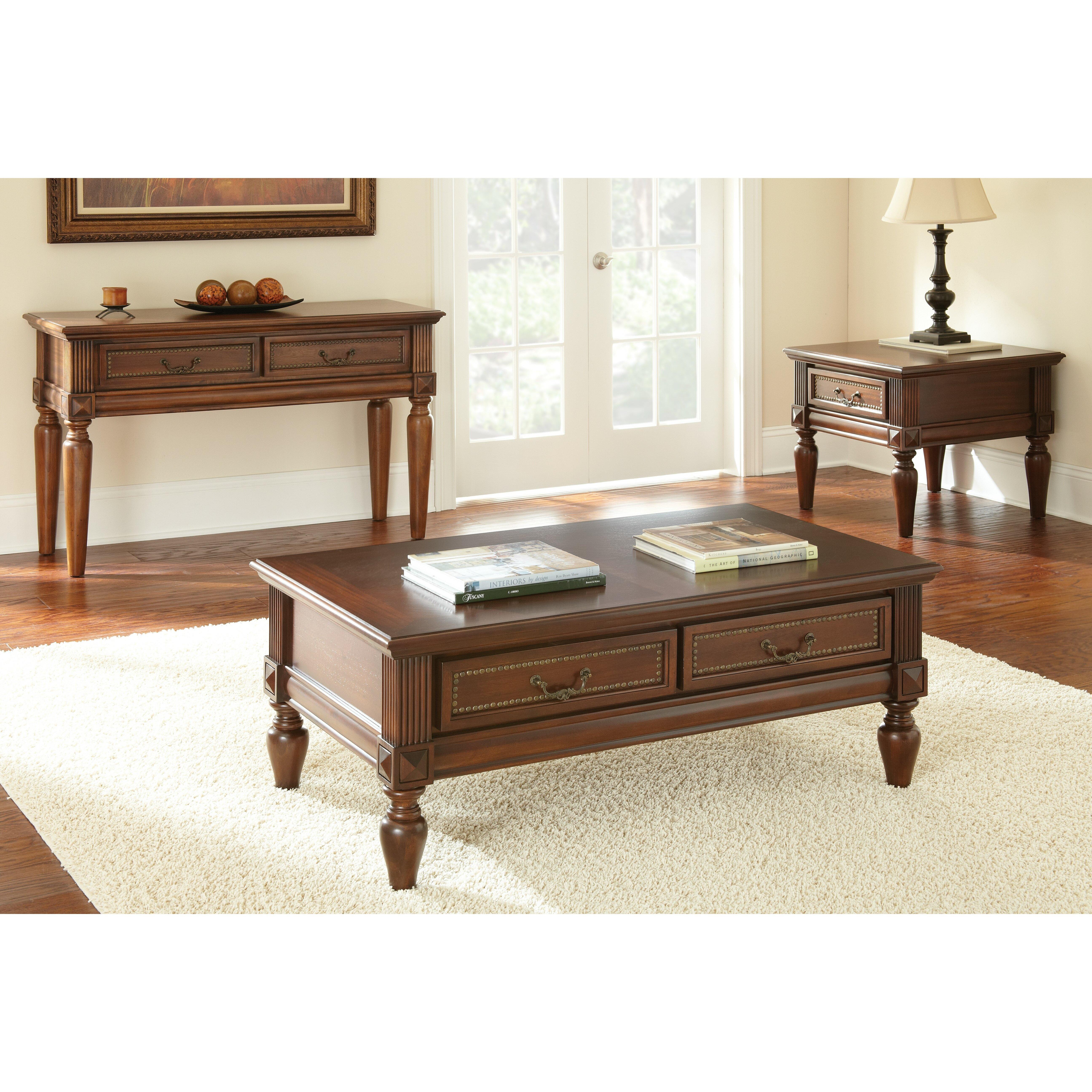 Steve Silver Furniture Davina Console Table Reviews