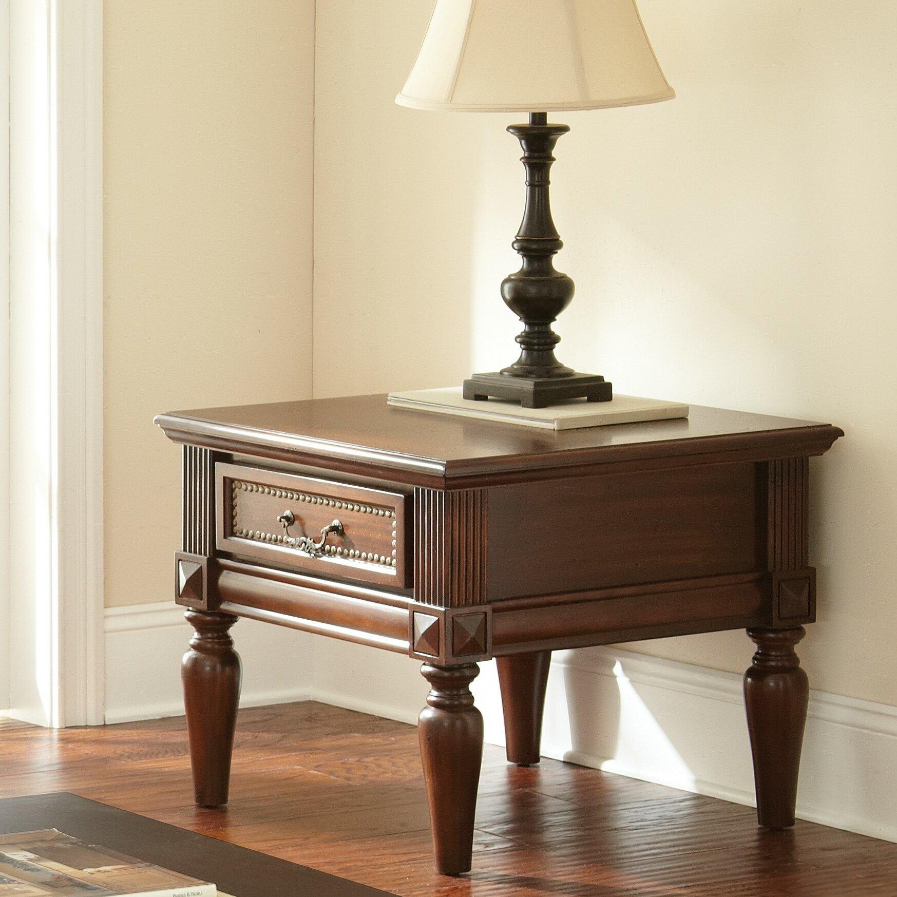 Furniture Living Room Furniture ... End Tables Steve Silver Furniture ...