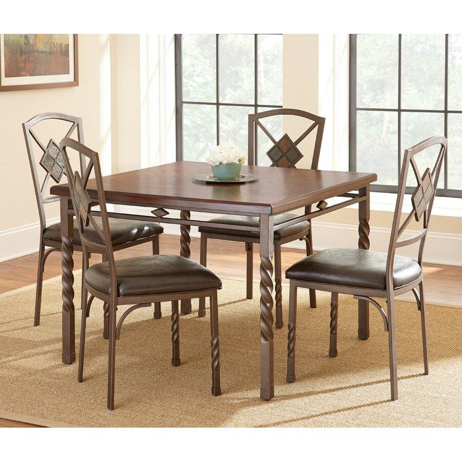 Christmas Tree Shops Union Nj: Steve Silver Furniture Annabella Dining Table & Reviews