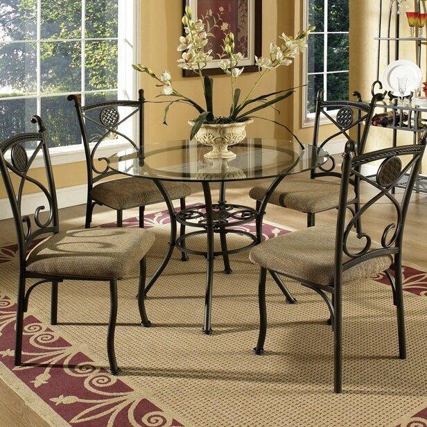 Steve Silver Furniture Brookfield Dining Table Reviews Wayfair