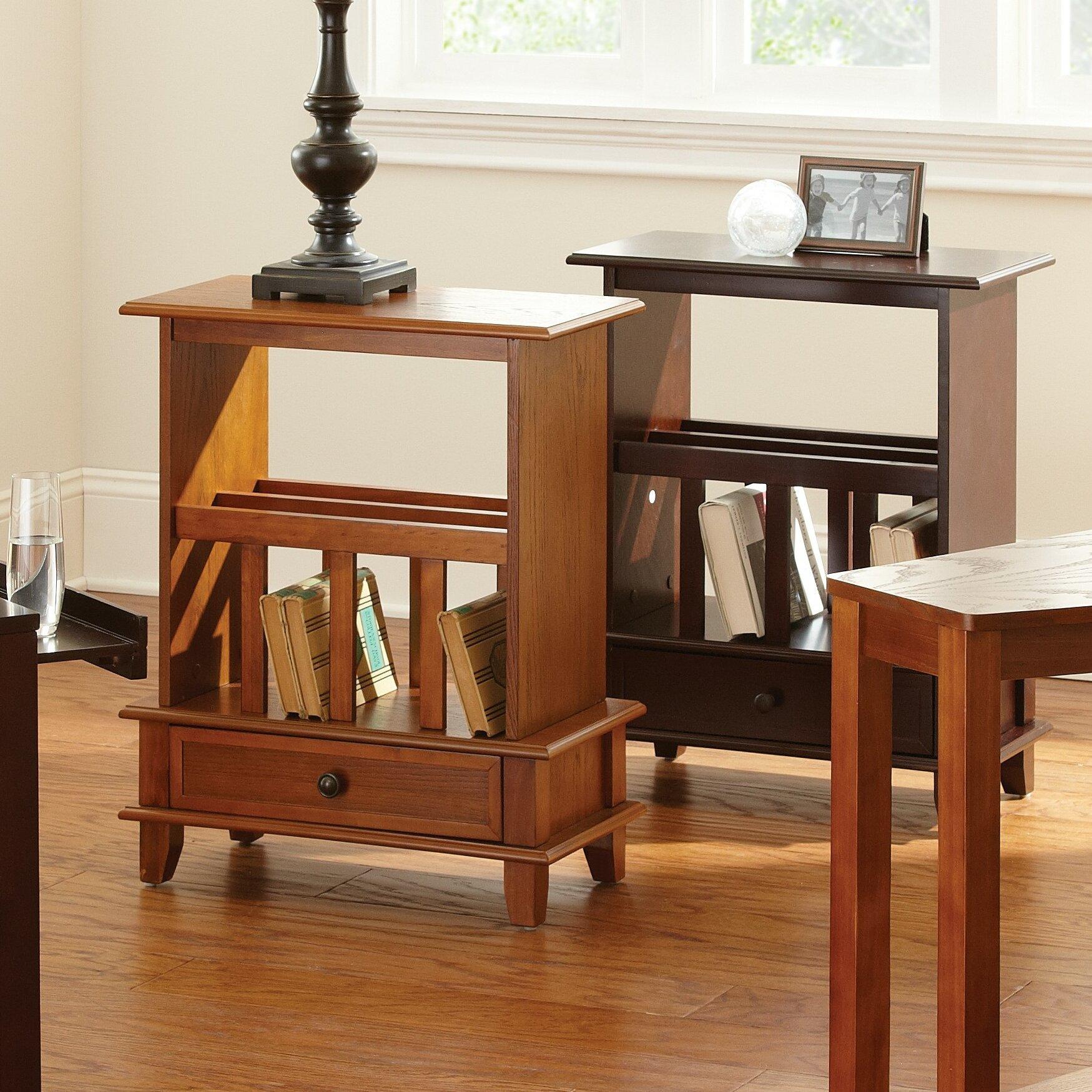 Steve Silver Furniture Jordan End Table Reviews Wayfair