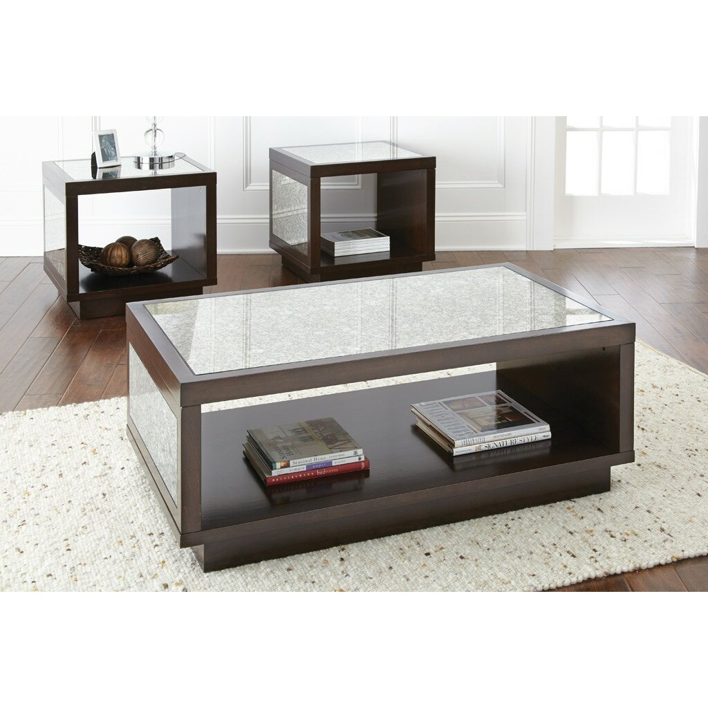 Steve Silver Furniture Aileen Coffee Table & Reviews