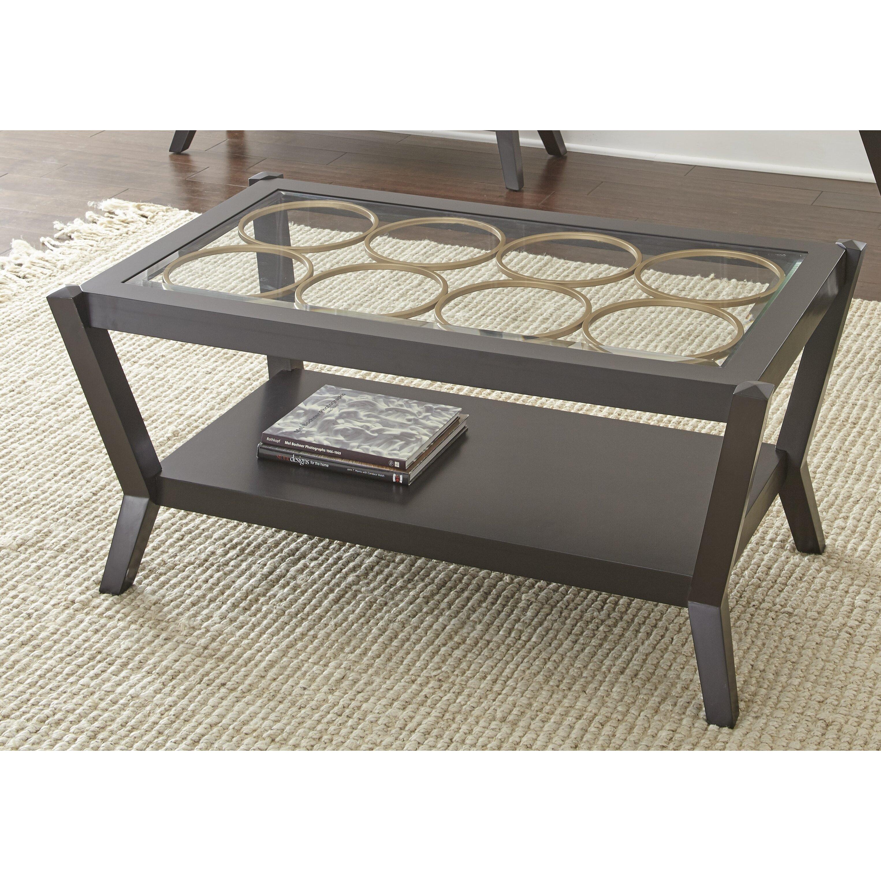 Steve Silver Furniture Doreen Coffee Table Wayfair