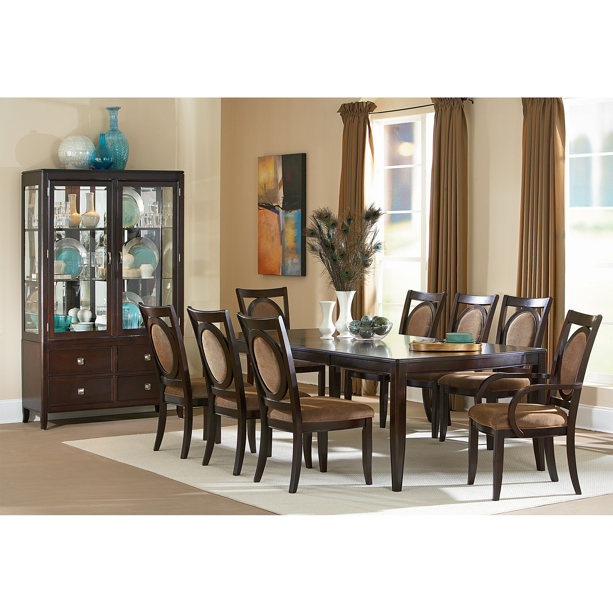 Silver Dining Room: Steve Silver Furniture Montblanc Side Chair & Reviews