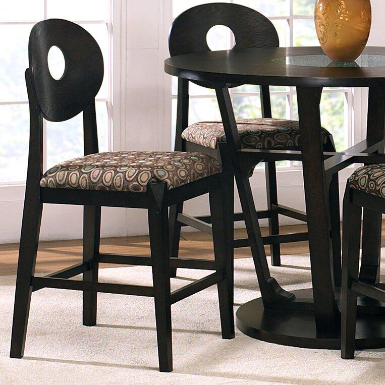 Steve Silver Furniture Optima 24 Bar Stool Reviews Wayfair