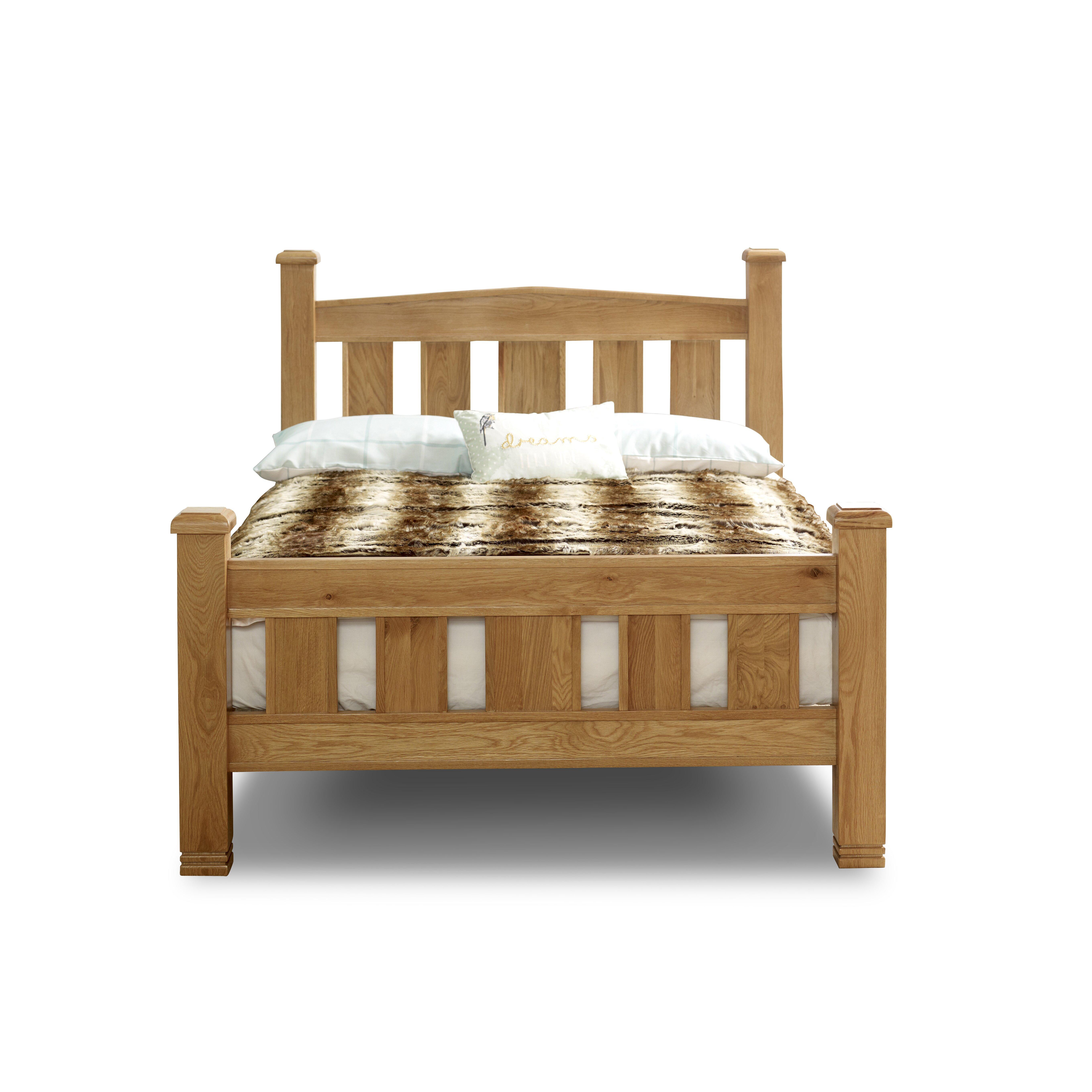 birlea woodstock bed frame reviews wayfair uk. Black Bedroom Furniture Sets. Home Design Ideas