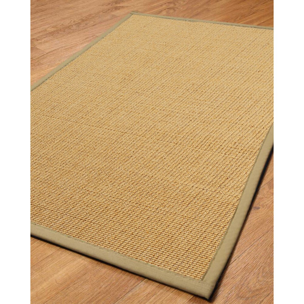 Natural area rugs sisal sage monterrey rug reviews wayfair for Where can i buy area rugs