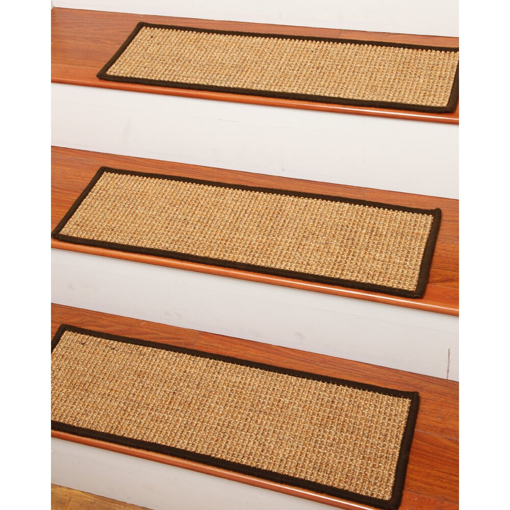 Natural Area Rugs Skyline Carpet Stair Tread Reviews