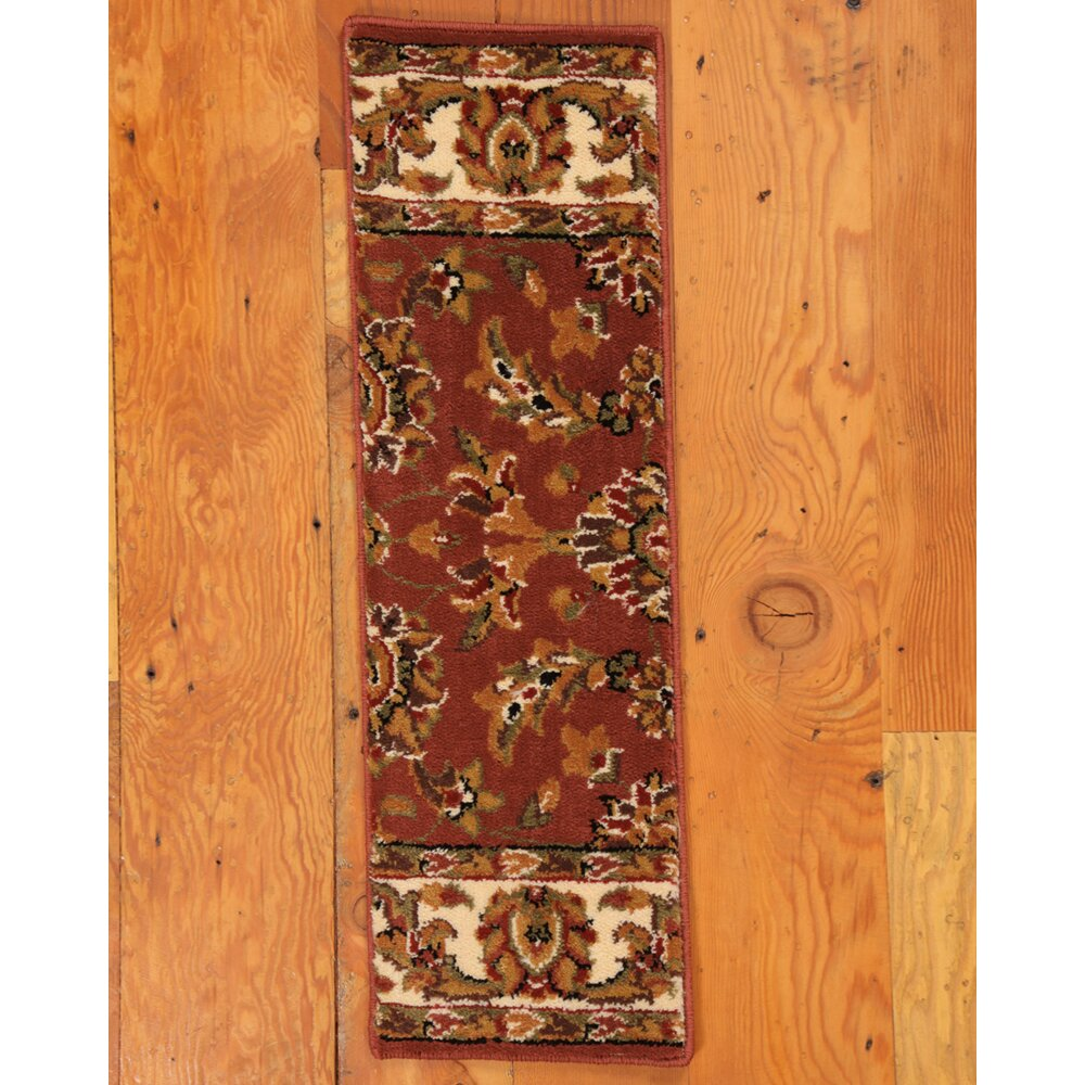 Natural Area Rugs Sydney Terracotta Classic Persian Stair