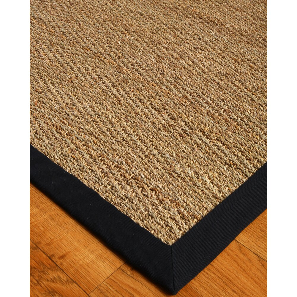 natural area rugs black tan four seasons area rug. Black Bedroom Furniture Sets. Home Design Ideas