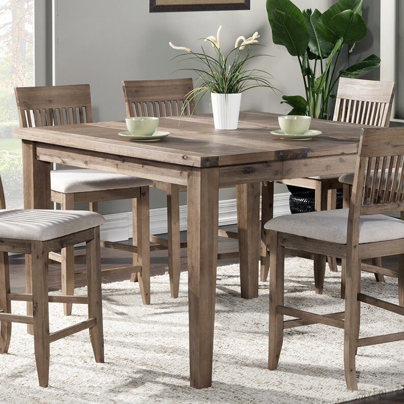 Beachcrest Home Gracie Counter Height Dining Table