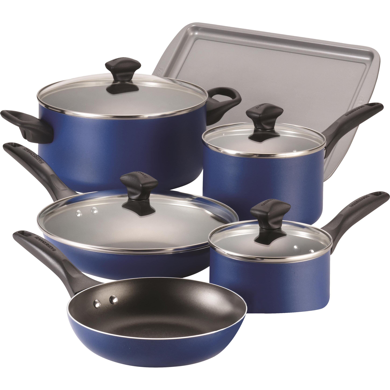 Farberware 15 Piece Non-Stick Cookware Set & Reviews | Wayfair