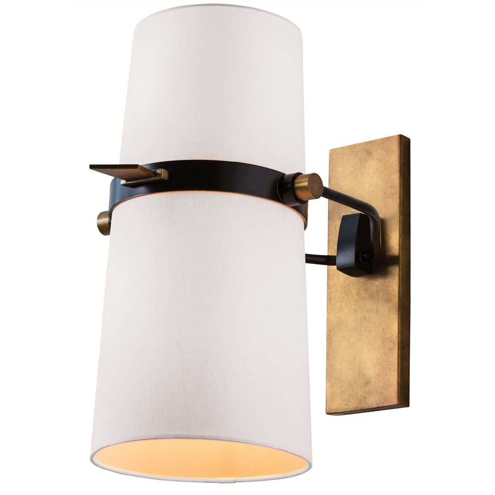 Yasmin Wall Light 2 Arm : ARTERIORS Home Yasmin 2 Light Wall Sconce & Reviews Wayfair