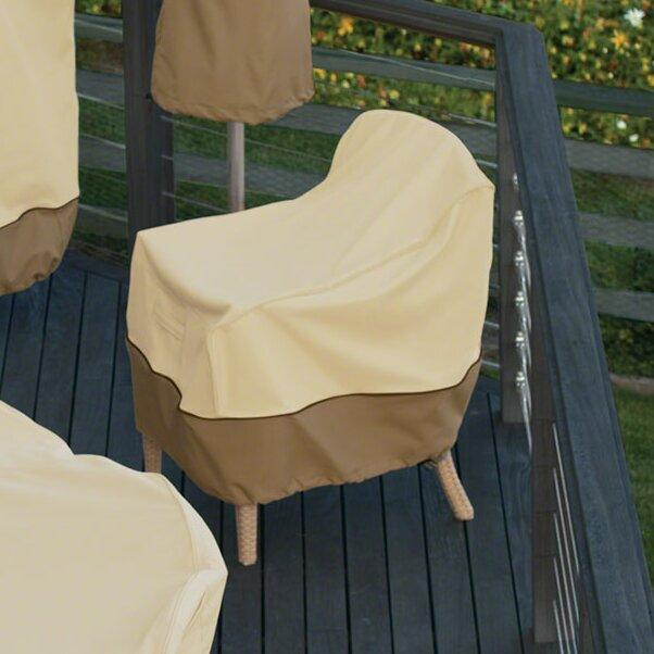 Classic Accessories Veranda High Back Chair Cover Reviews Wayfair