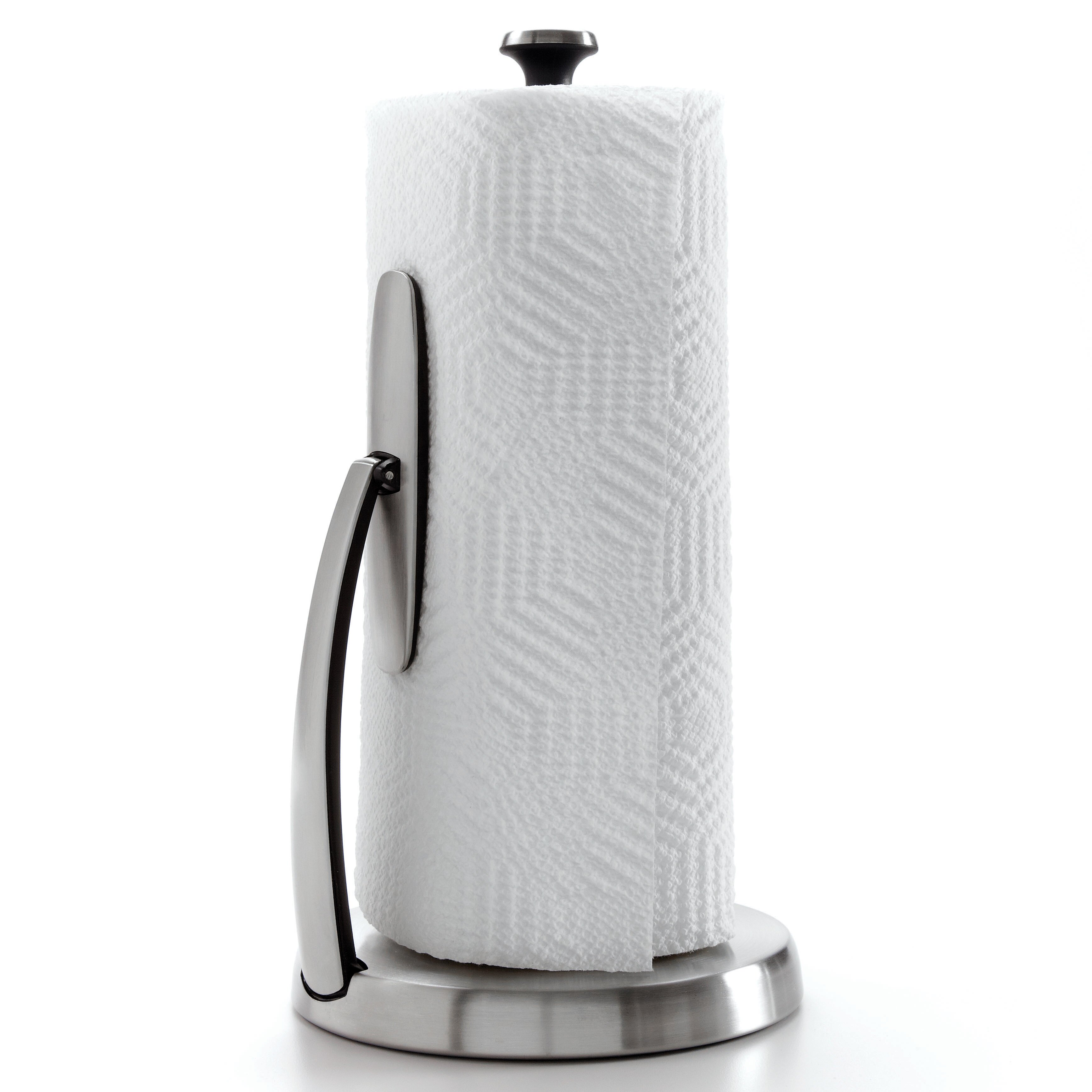 OXO Good Grips Simply Tear Paper Towel Holder amp Reviews  : OXO Good Grips Simply Tear Paper Towel Holder from www.wayfair.com size 3471 x 3471 jpeg 716kB