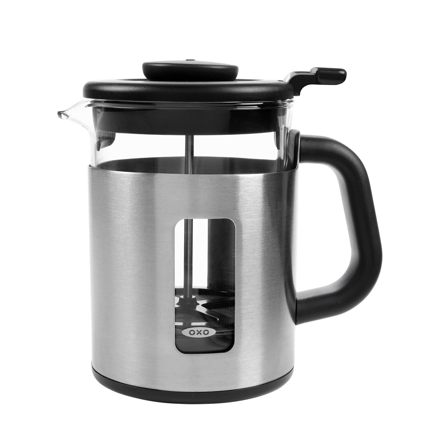 French Press Coffee Maker Images : OXO Good Grips French Press Coffee Maker & Reviews Wayfair
