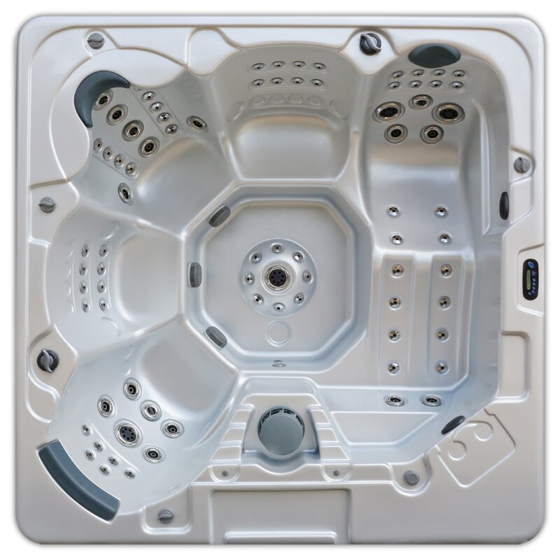 home garden spas person with auxiliary output