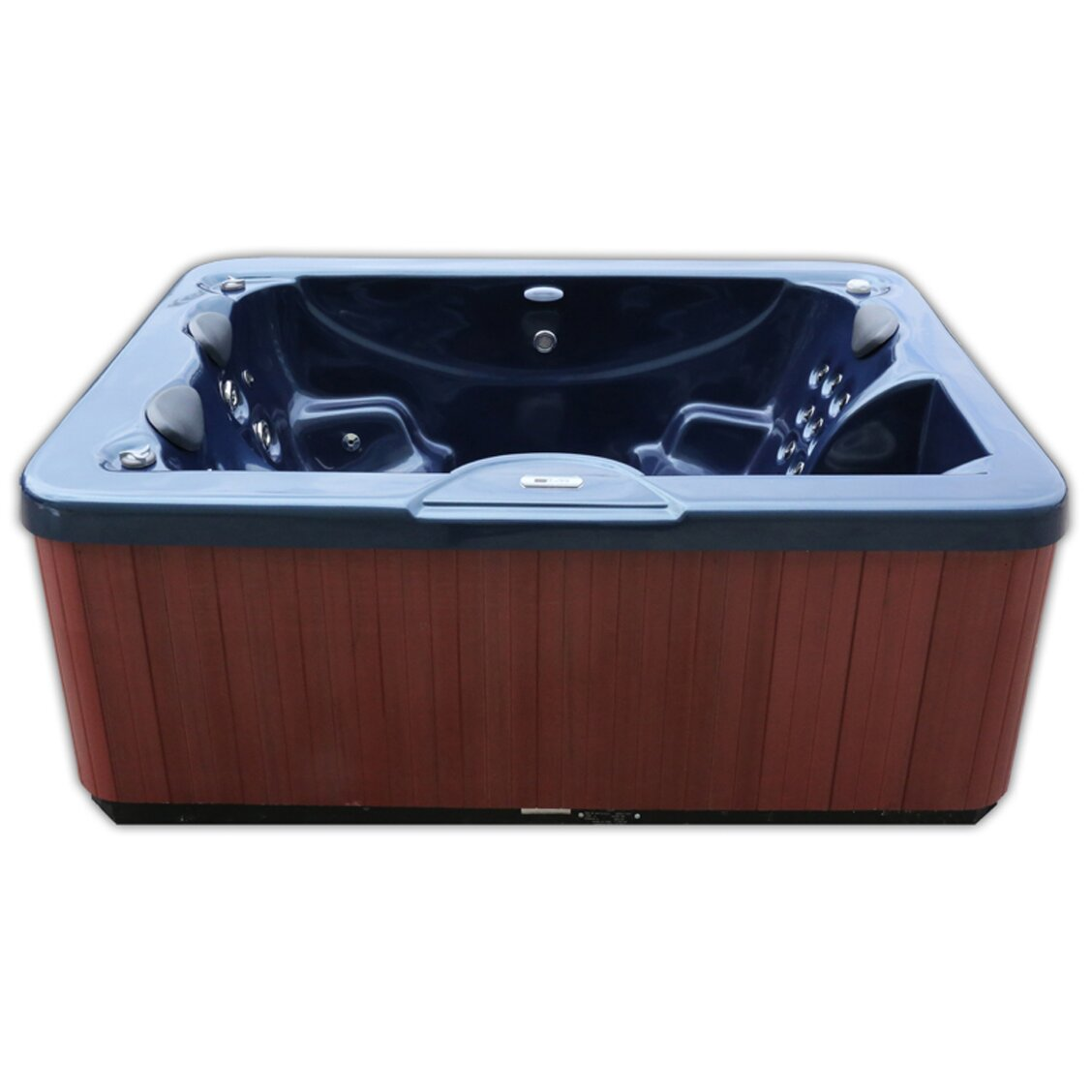 Home And Garden Spas 3 Person 31 Jet Hot Tub With