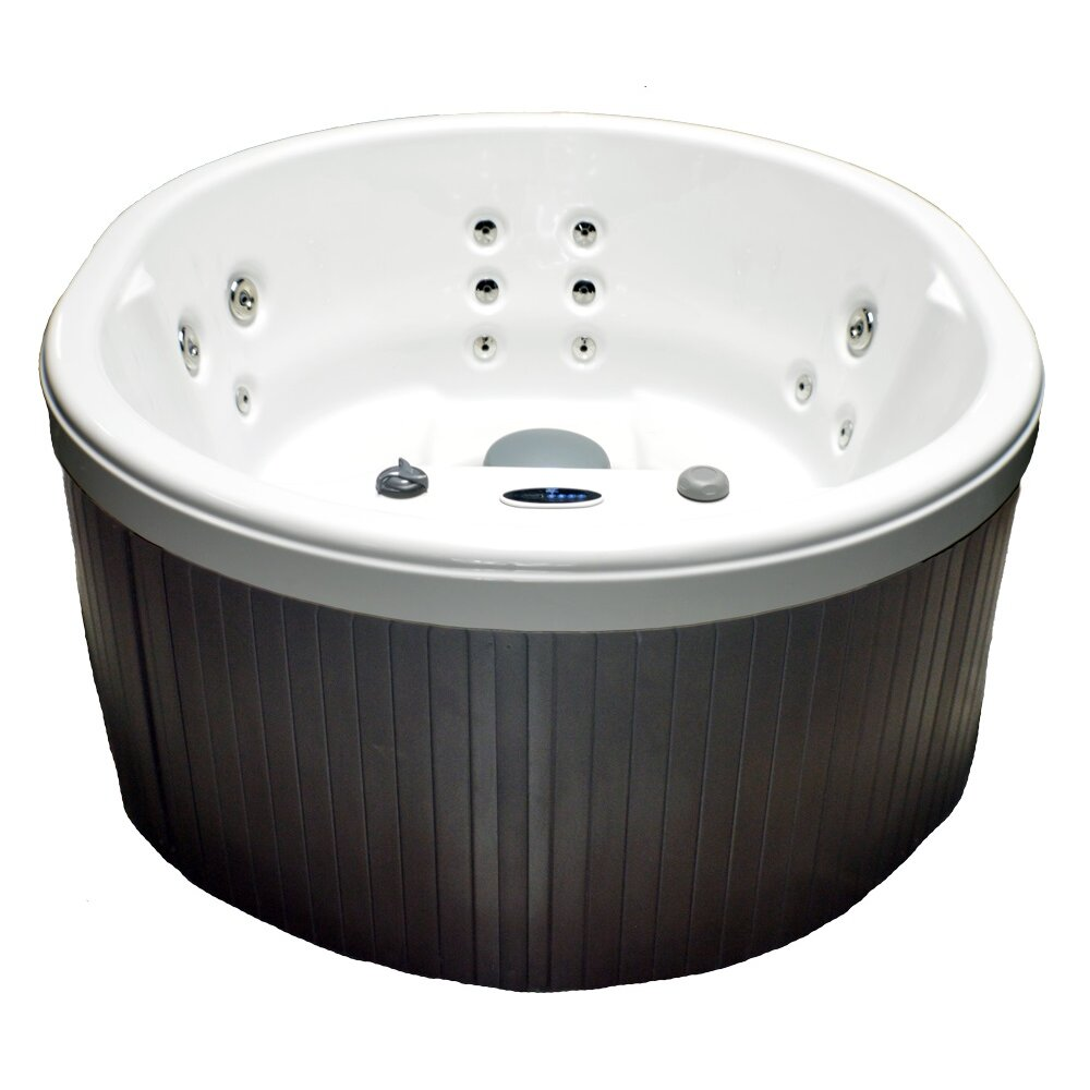 Home And Garden Spas 5 Person 14 Jet Plug And Play Spa