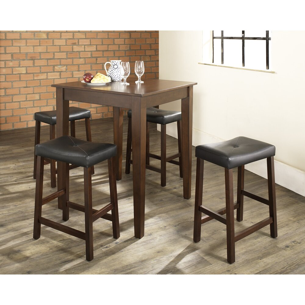 Crosley 5 Piece Dining Table Set Reviews Wayfair