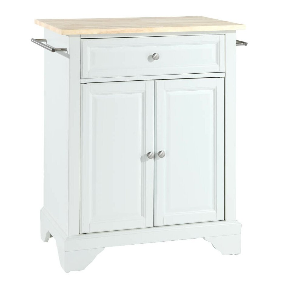 Kitchen Art Lafayette: Crosley LaFayette Kitchen Cart & Reviews