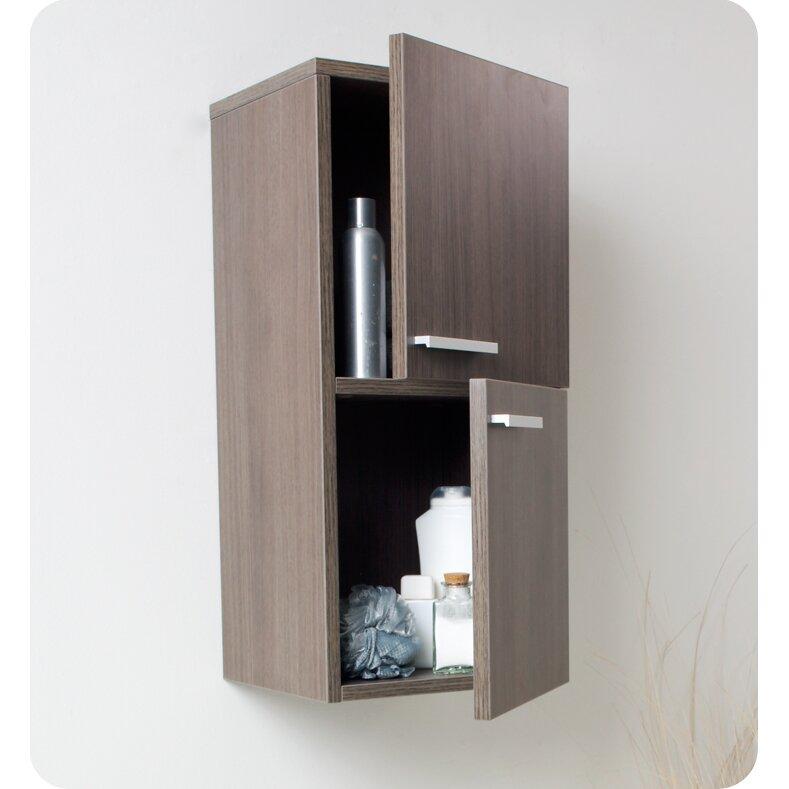 fresca x 27 5 bathroom linen side cabinet reviews w