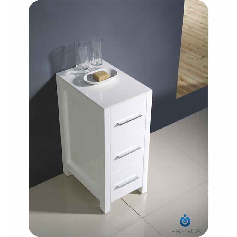 fresca torino 12 x 31 1 bathroom linen side cabinet reviews