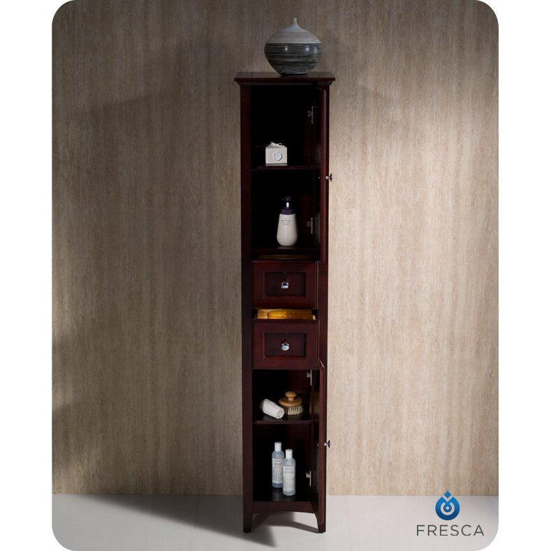 fresca oxford 14 x 68 bathroom linen cabinet reviews wayfair