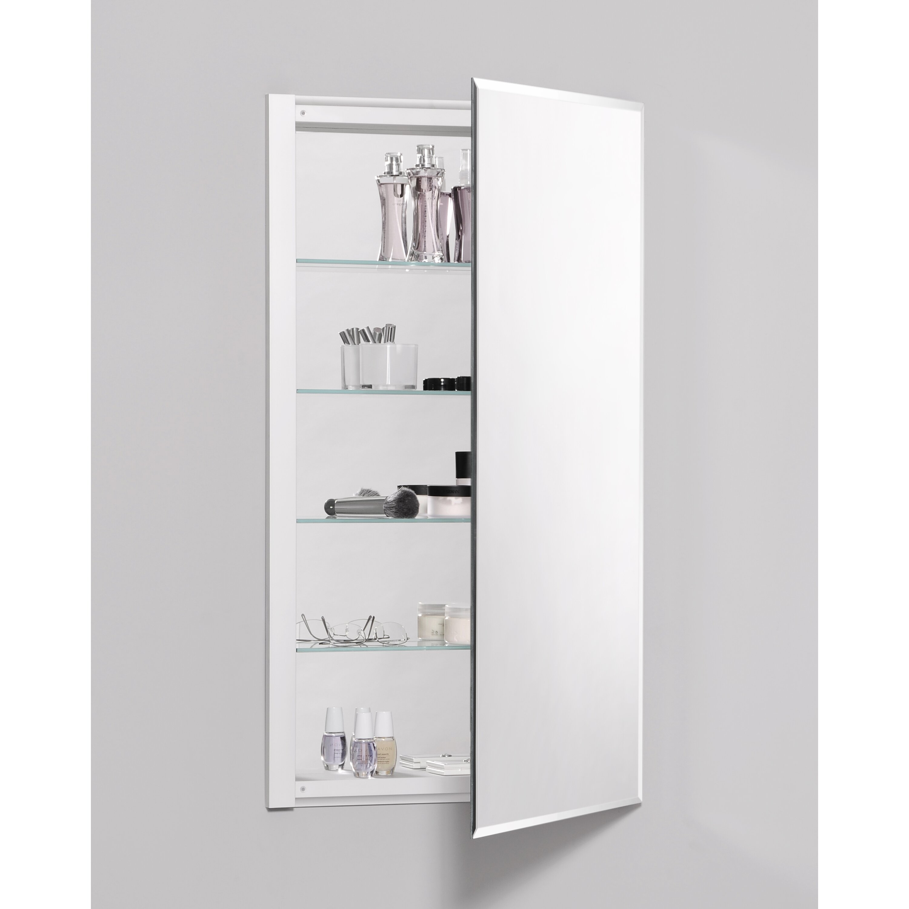 Robern R3 Series 24 X 36 Recessed Flat Medicine Cabinet