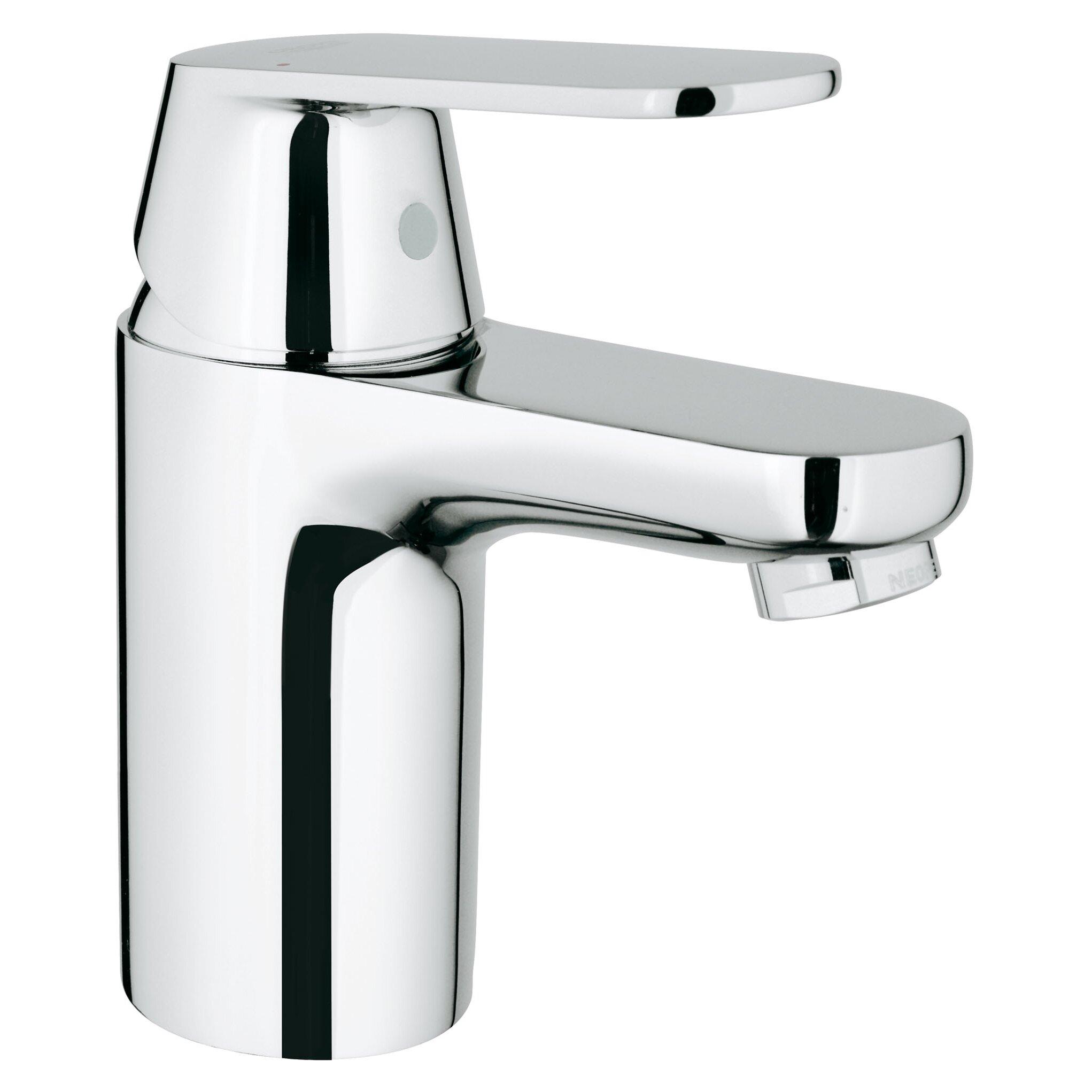 Grohe Eurosmart Single Handle Single Hole Bathroom Faucet Reviews Way