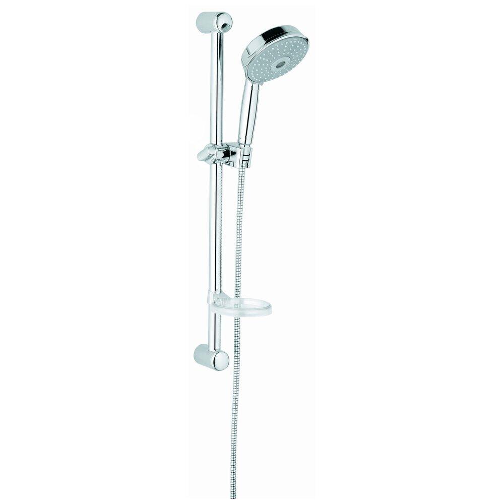 grohe rainshower rustic shower faucet trim reviews wayfair. Black Bedroom Furniture Sets. Home Design Ideas