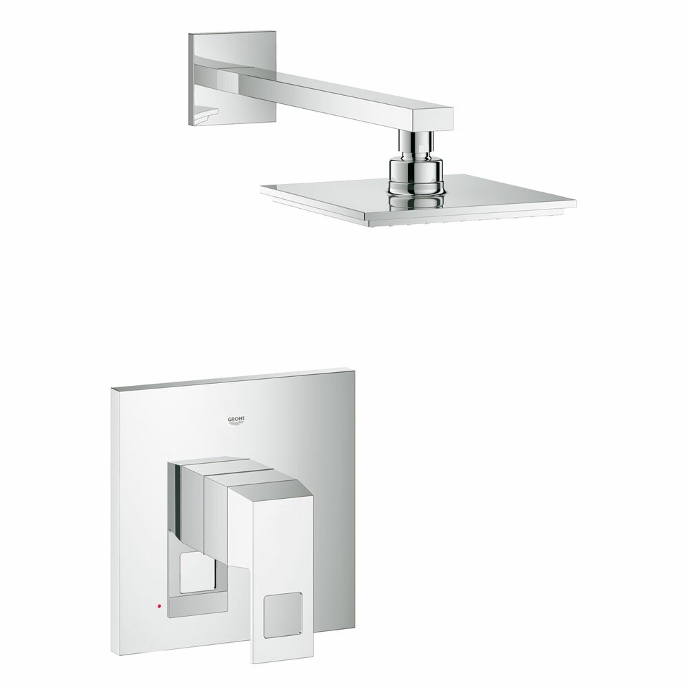 Grohe Eurocube Shower Combination Volume Control Shower Faucet Reviews