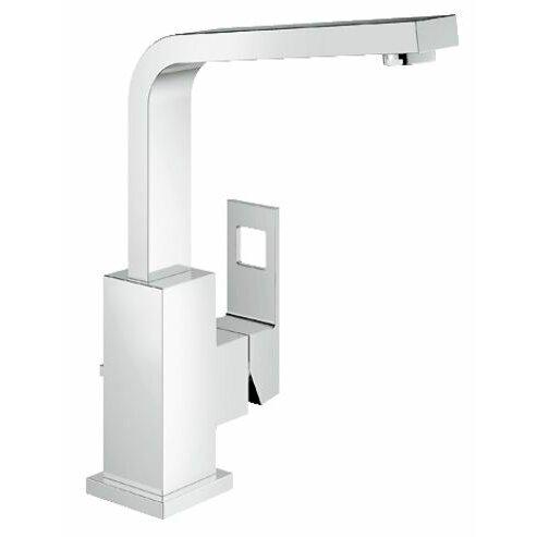 Grohe Eurocube Single Handle Single Hole Bathroom Faucet Reviews Wayfair