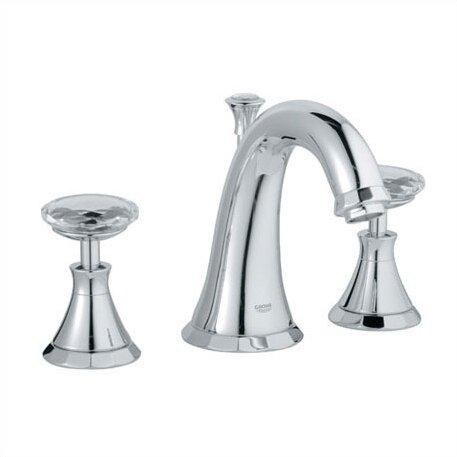Grohe Kensington Widespread Bathroom Faucet Less Handles Reviews Way