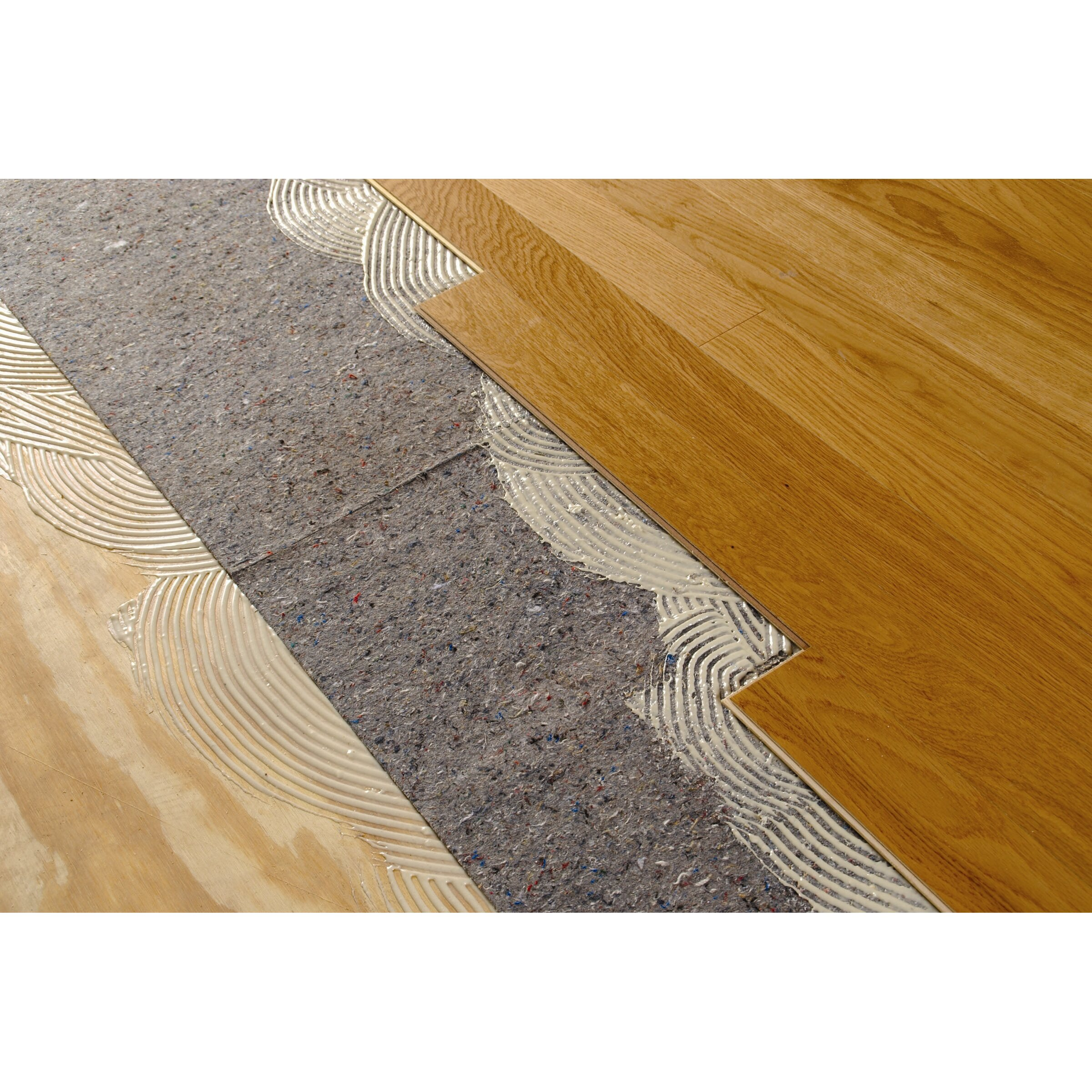 Mp global products insulayment acoustical fiber for 6mm wood floor underlay