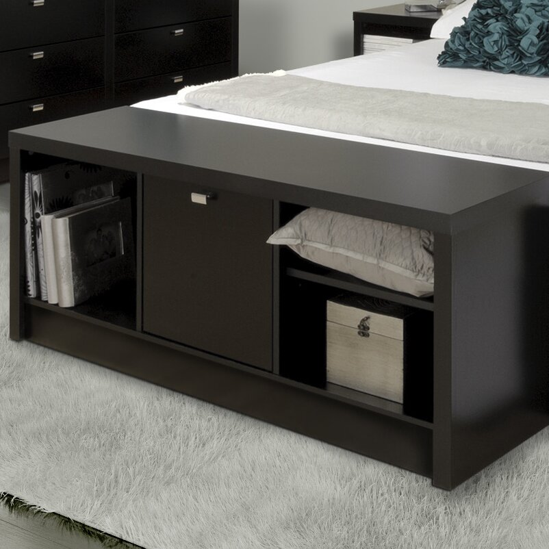 Prepac bedroom cubbie storage bench reviews wayfair Bedroom storage bench