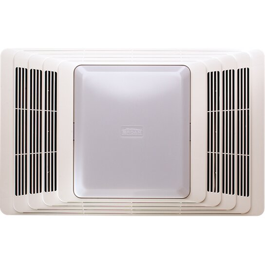 broan 50 cfm bathroom fan and heater with light reviews. Black Bedroom Furniture Sets. Home Design Ideas