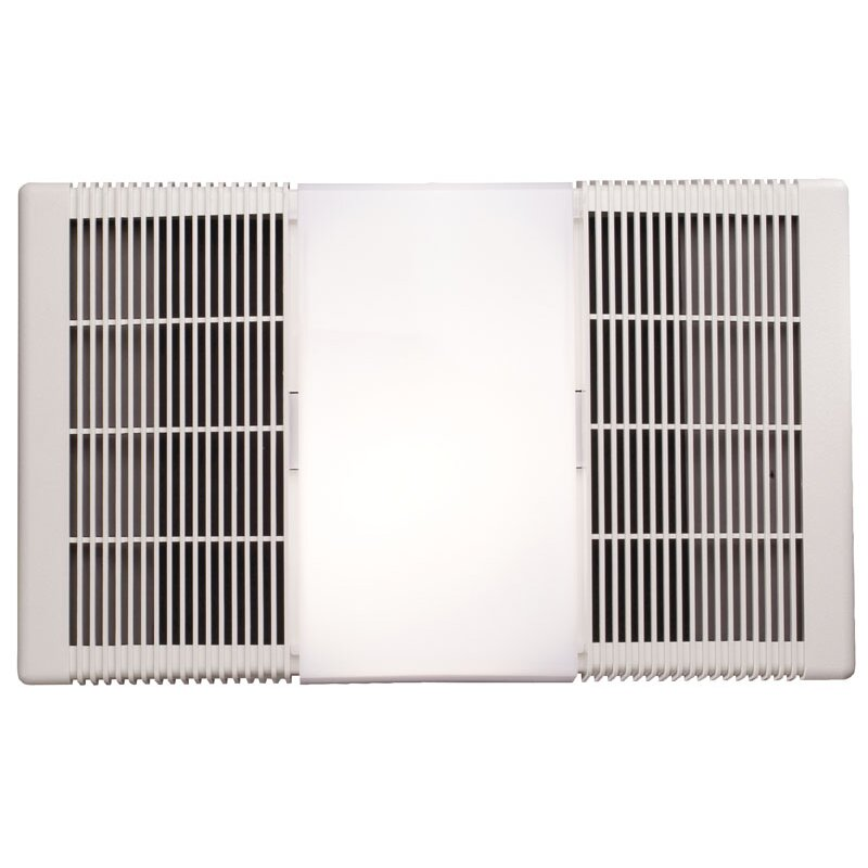 Broan 70 Cfm Ceiling Exhaust Fan With Heater And Light Reviews Wayfair