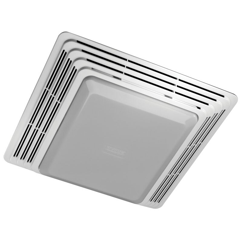 Broan 50 cfm bathroom exhaust fan with light reviews for Bathroom exhaust fan cover