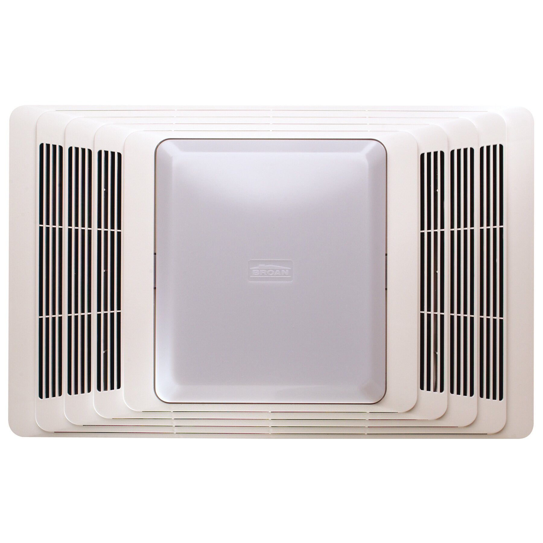 broan 70 cfm bathroom fan with light reviews wayfair. Black Bedroom Furniture Sets. Home Design Ideas