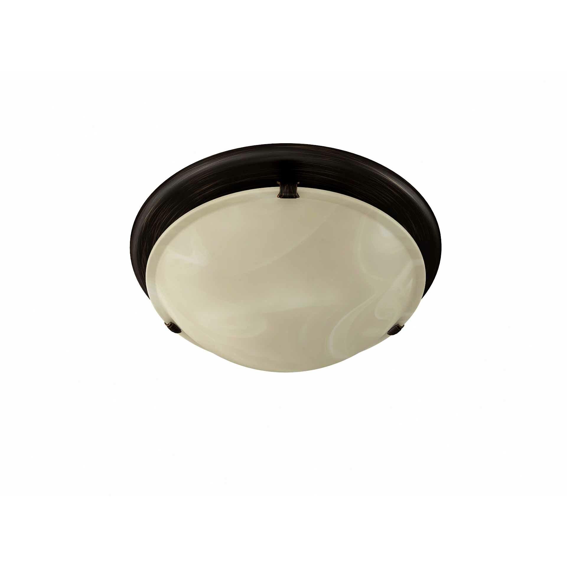 Broan 80 Cfm Bathroom Fan With Light Reviews Wayfair